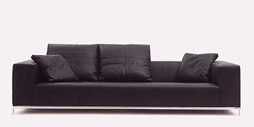 george sofa by b b italia from contemporaryhi. Black Bedroom Furniture Sets. Home Design Ideas