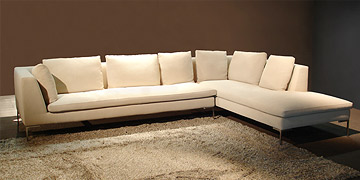 charles sofa by b b italia from contemporaryhi. Black Bedroom Furniture Sets. Home Design Ideas