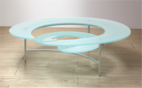 Spiral Coffee Table By Cattelan Italia From Contemporaryhi - The-cattelan-italias-spiral-was-designed-by-ca-nova-design