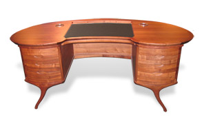Bean Desk from Ceccotti