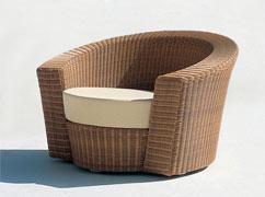 Hemisphere Lounge Chair From Dedon